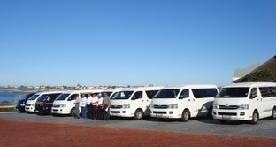 Luxury and comfort transport, Hermanus / Cape Town